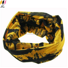 Tye dye design polyester bandana for multi purposes