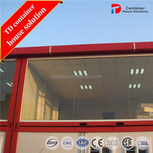 Easy Combination Glass Container Shop /Office