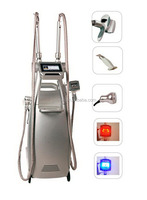 NEW!!!V8 excellent performance professional velashape/roller vacuum body shaper machine