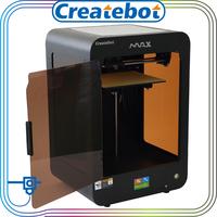 Made in CHina 3d printer createbot MAX black color 3d laser printer for sale
