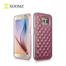 XOOMZ Leather Case For Samsung Galaxy S6 Mobile Phone