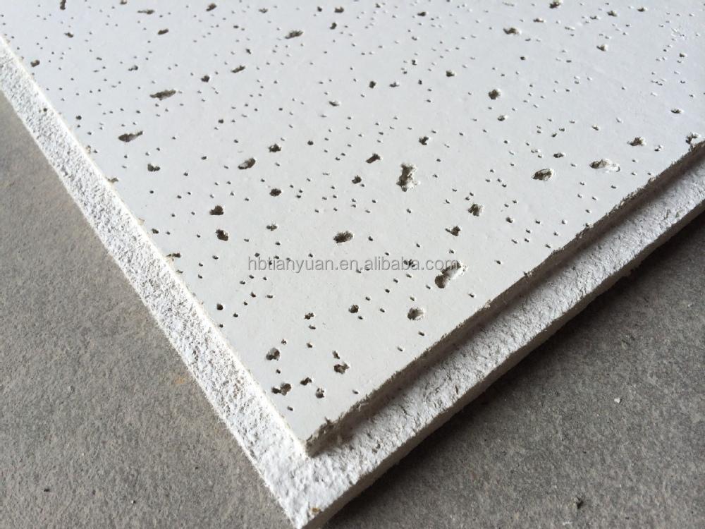 Mineral Fiber Ceiling Board Mineral Fiber Ceiling/kenya
