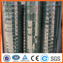 2015 Supplying expended (1/4inch-8 inch ) pvc welded wire mesh (ISO,SGS certificate)