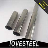 seamless steel pipe 3pe stainless steel pipe for Construction and decoration