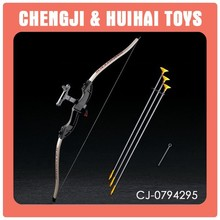 Good quality plastic bow and arrow set toy for children play