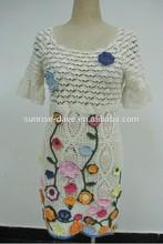 Venta al por mayor vestido de algodón barato