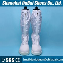 [JB]Anti-static high-leg pvc boots tall boots dust shoes protective boots