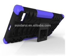 In Stock For Blackberry Z3 Silicon Armor Case Cover Mix Colors