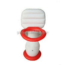 child inflatable water basketball goal post