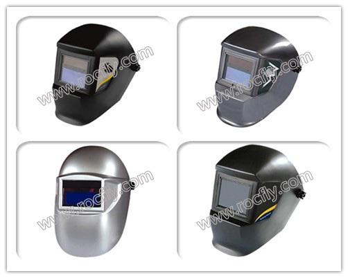 AS-1-F AS-2000F auto darkening welding helmet