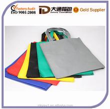 Non woven reusable easy carrying shopping bags