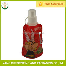 Alibaba express Funny Gift Package drink water spout bag,so funny with spout bag,big spout bag