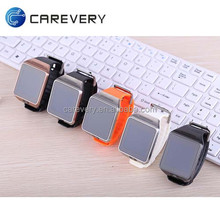 2015 best touch screen watch sim card slot gsm, watch phone android cellphone