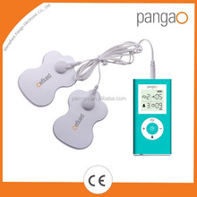 2015 Personal Electronic pulse massager in alibaba/New digital therapy machine Electronic pulse massager