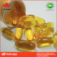 Best price EPA/DHA 36/24 1000mg fish oil softgel capsule