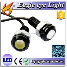 Car Led Daytime Running Light 18mm COB Car Eagle Eye Led