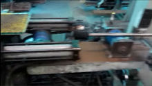 Automatic Steel Bar Cold Drawing Machine
