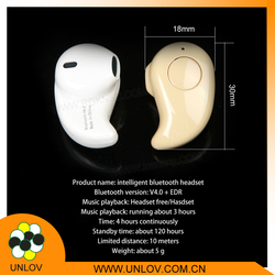 Best Selling Wireless Mobile Accessories Double Coming Bluetooth Headset 2015