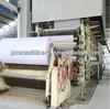 2015 hot sale hign speed news printing paper machine
