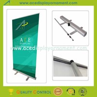85 x 200cm size height changeable roll up banner