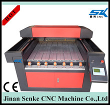 CO2 CNC Laser engraving machine 3050, Mini laser engraver 3050, newest rotary die board laser cutting machines