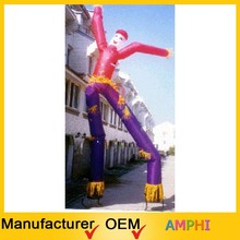 2015 high quality outdoor advertising air dancer/inflatable man/air dancer rental