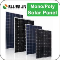 Bluesun A grade quality good rebate off-grid solar pv power system 50kw