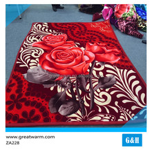 new designs high quality cheap price 3D blanket factory