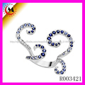 Yiwu imitación anillo de la manera del hombre de la joyería de Nueva Promoción