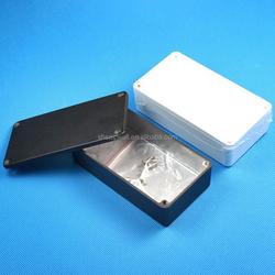 Manufacturer Saipwell New IP54 112*60*27 MM 1590B Aluminum Box for Guitar Effects