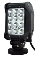 New 4inch LED work lights, four rows 36w led driving light bar, led bar spotlight for 4x4, camping, boat,truck