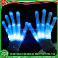 Glittering Fashion LED Gloves