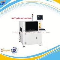 manual/semi auto/full auto solder paste screen printing machine