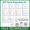 2015 New wifi smart home automation system with android windows ios control