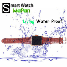 2015 waterproof talking watch/ china smart watch android watch phone waterproof