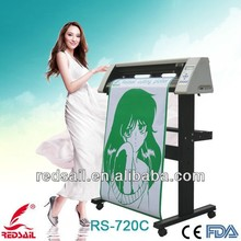 high promotion advanced vinyl flexsign cutting plotter for paper / sticker / heat transfer film