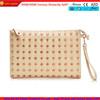 Hot sale high-end PU clutch bags