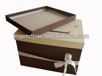 Excellent paperboard card envelope box