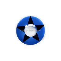Lucky Star Crazy Lens Ocean Star