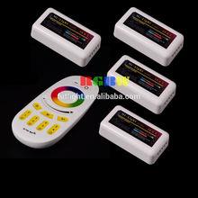 remote control 2.4G RF wireless RGB solar controller m-7