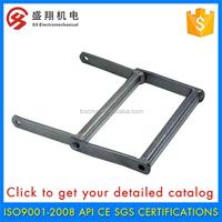 Nonstand Ordinary Side Roller Conveyor Steel Welded Link Chain