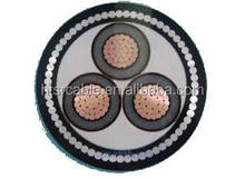 copper XLPE metal screen SWA armoured Power Cables manufactures