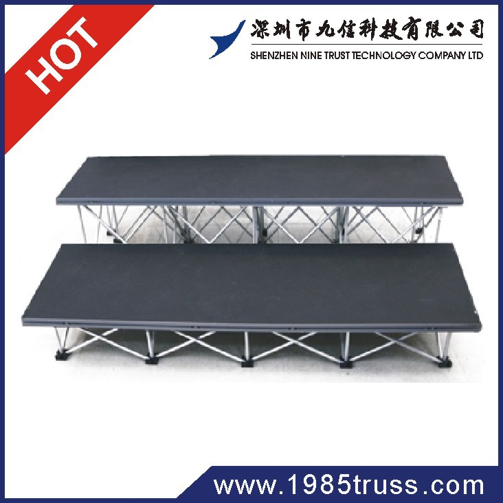 Cheap truss easy install stage aluminum event concert for Cheap truss systems