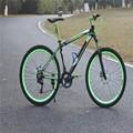 Montagna bicicletta, mountain bike migliore, completa sospensione in mountain bike