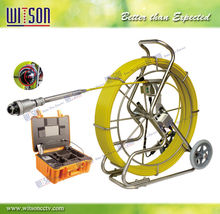 WITSON Pan 360 degree /Tilt 180 degree camera head pipe inspection camera for sale with 120m (W3-CMP3688)