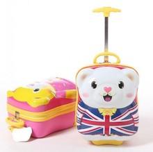 Cute Cartoon Design Children Hard Luggage , Can be Customized