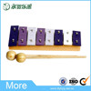 2015 hot sale foreign musical instrument metal xylophone piano