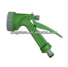 high pressure garden 4 pattern plastic spray gun
