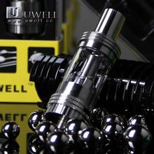 2015 vape mods UWELL Crown dual coil atomizer/disassembled glass tank