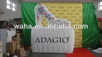 Adertisment inflatable replica/inflatable billboard
